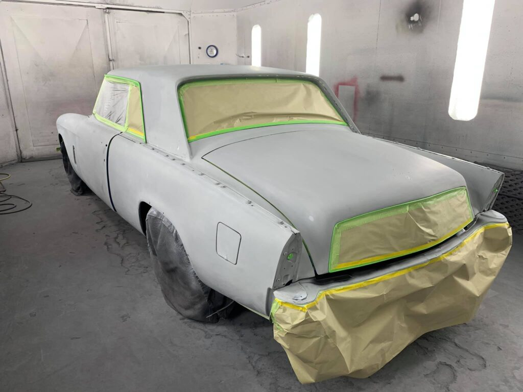 north east auto body shop full collector car restoration