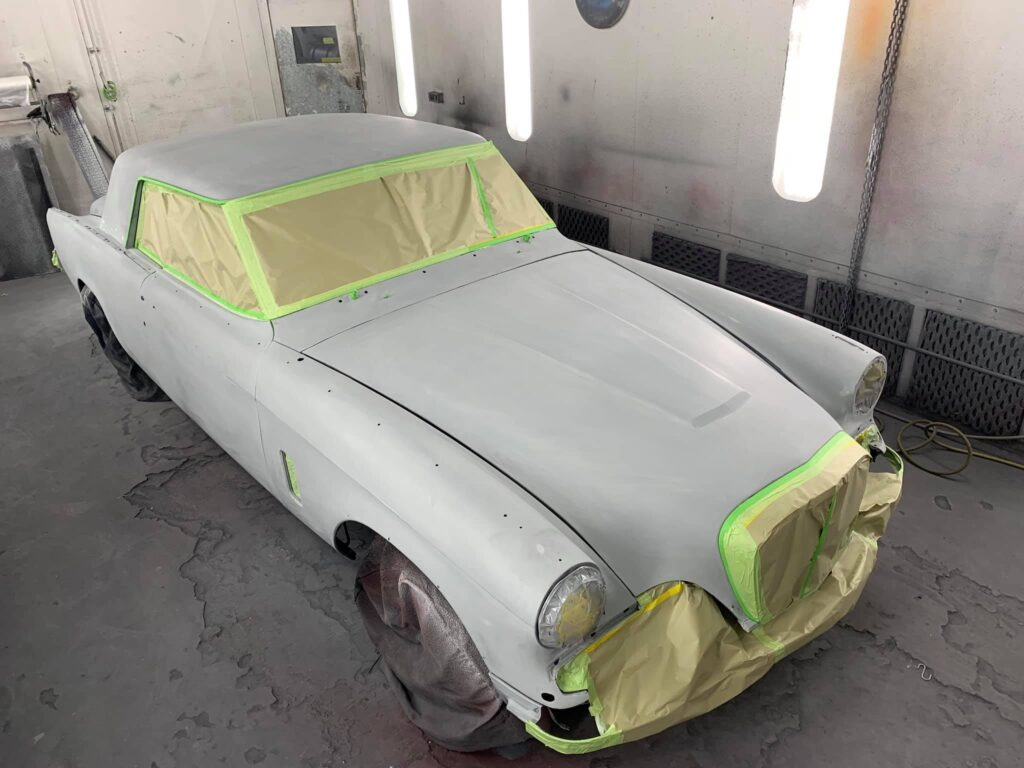 north east body shop classic car restorations